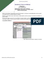 Introducción Al Programa MathCad