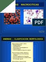 Anemias Macrociticas-  2014