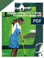 School, Community & Home Gardening Resource Guide; Gardening Guidebook for Tompkins County, New York