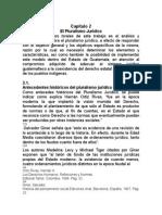 pluralismo juridico
