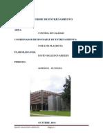 INFORME DE ENTRENAMIENTO Del Area de elaboracion de Backus motupe.docx