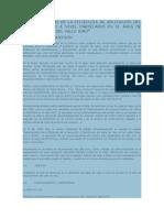 Determinaciòn de La Eficiencia de Aplicación Del Agua de Riego a Nivel Parcelario