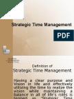 Stratigic+Time+Management
