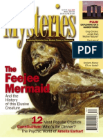 Mysteries Magazine  U907