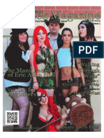 Utah Geek Magazine #1 (Sep-Oct 2014)