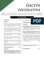 Gaceta Parlamentaria del Estado de Veracruz