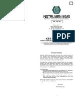 Buku Instrumen IKMS SMP