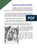 Artikel G 30 S-PKI
