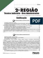 6 - Noções de Direito Constitucional - Tecnico adm