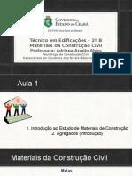 MATERIAIS DE CONSTRUÇÃO 2º B.ppt
