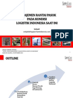 Implementasi SCM Pada Logistik Dan Studi Kasus Man. Rantai Pasok