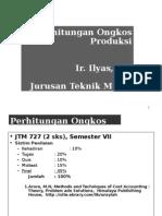 Bahan Ongkos Pro