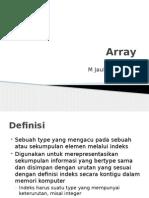 MTE414.07 – Array.pptx