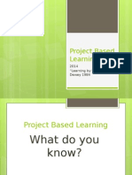 project based learning- chifley