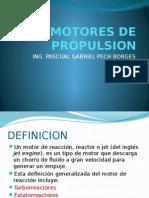 Motores de Propulsion