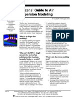 Air Modelling Basics