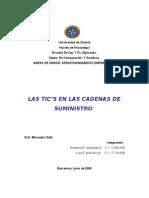 80795867 Tic en Las Cadenas de Suministro