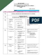 Scheme of Work ICTL 2015