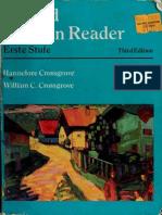 Graded German Reader_ Erste Stufe - Crossgrove, Hannelore
