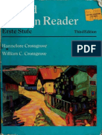 Graded German Reader_ Erste Stufe - Crossgrove, Hannelore