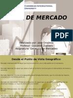 Tipos de Mercado Jose Oropeza