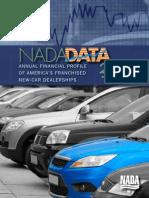 NADA Data 2014
