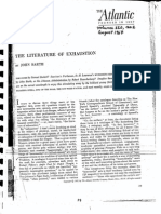 Barth-+The+Literature+of+Exhaustion (1)