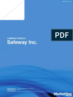 Safeway SWOT Analysis