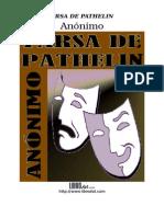 ANONIMO - FARSA DE PATHELIN.doc
