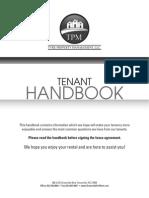 Tyre Property Management Tenant Handbook