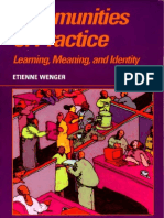 Communities of Practice Learning