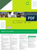 Health Safety Guide _ Bitumen