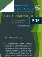Trabajo Geotermometria Yacimientos