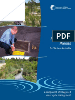 Stormwater Management Manual for Western Australia