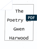 The Poetry of Gwen Harwood