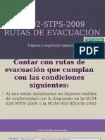 Rutas de Evacuación