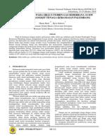 Analisis Eksergi Pada Siklus Turbin Gas Sederhana 14 Mw