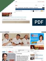 02-02-15  Alcaldes del Río Sonora comprobarán gastos a fideicomiso