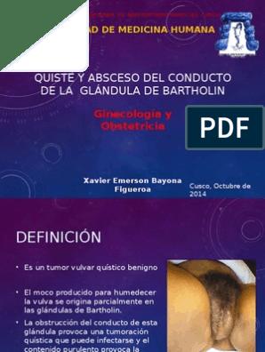 quistes de bartholin pdf