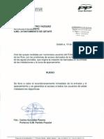 19-01-10 Ruego barrizal Polideportivo Giner de los Ríos