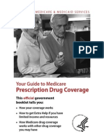 Your Guide to Medicare Prescription Drug Coverage