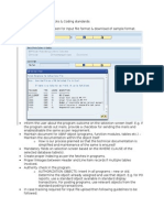 ABAP Development Checks