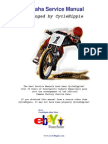 2006 FZ1S Factory Workshop Manual