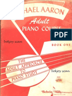 Michael Aaron Piano Course Book 1
