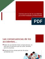Consecuencias de Los Accidentes de Trabajo