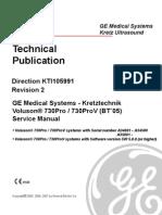 GE Medical Systems Kretz Ultrasound