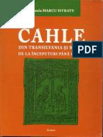 Cahle din Transilvania şi Banat de la începuturi până la 1700