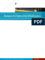 Proofpoint Analysis Cybercrime Infrastructure 20141007.0
