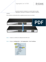 DGS 1210 Como Configurar Link Aggregation