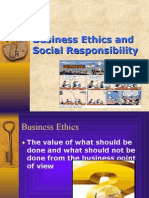 Business Ethics and Social Responsibility